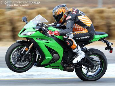 Kawasaki ninja 1000 zx 10r